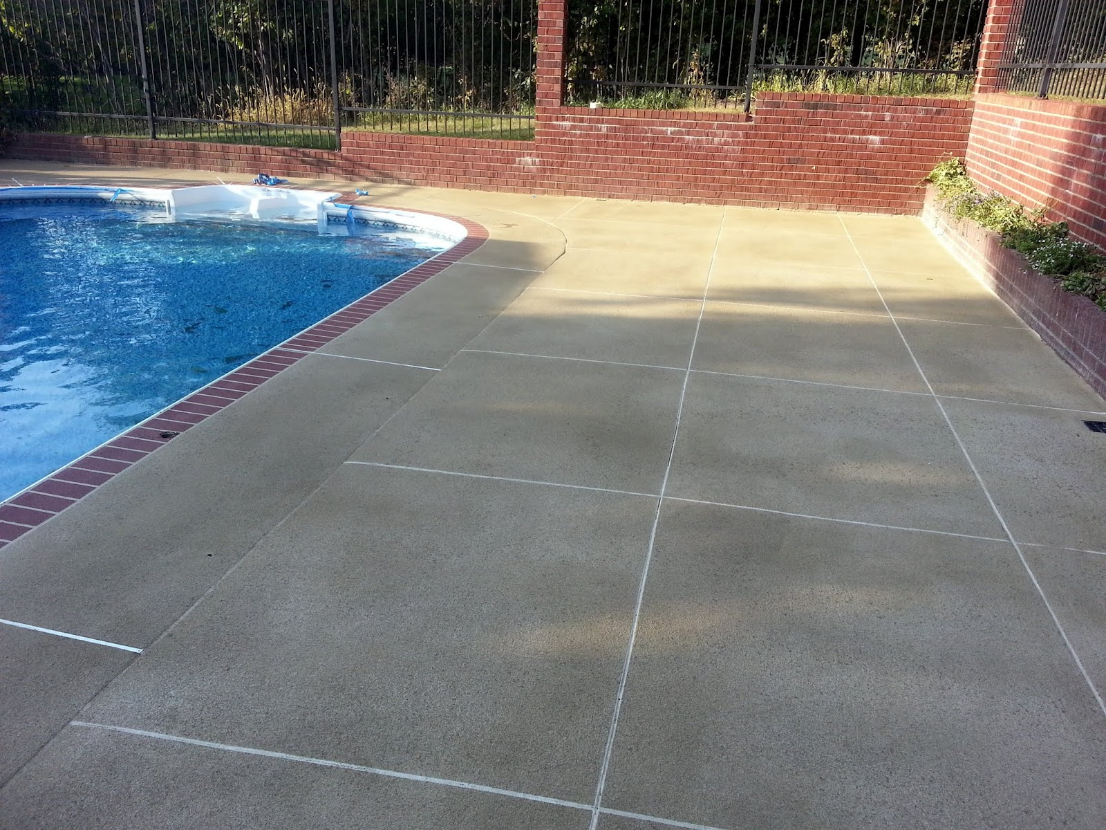 Concrete Pool Deck Finishes Waterproof Deck Systems Archives  California Deck Company Orange
