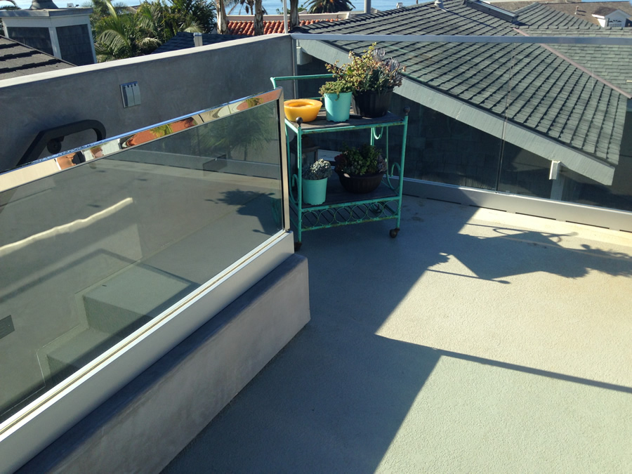 Waterproof Deck Coatings For Roof Decks