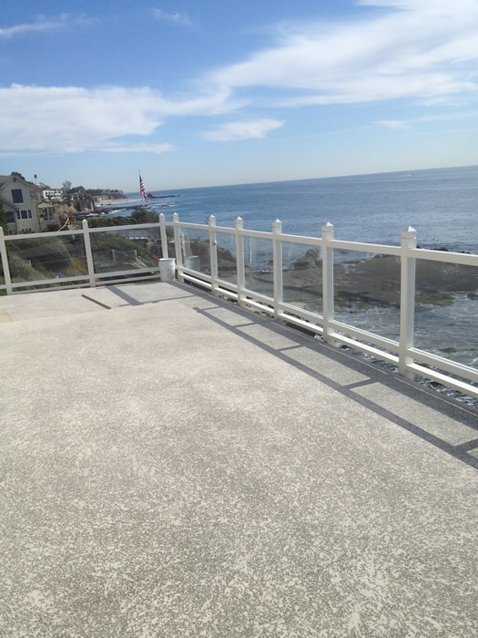 Waterproof Deck Coatings California Deck Company Orange