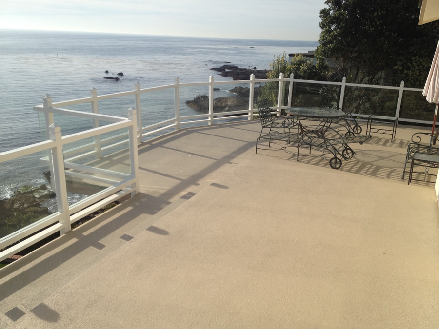 Waterproof Deck Coatings California Deck Company Orange