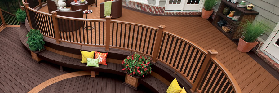 About The Trex Composite Decking System Orange County